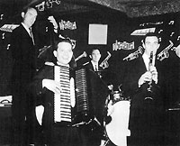Buddy DeFranco in performance